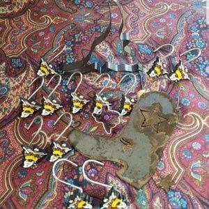Texas Longhorns decor bundle